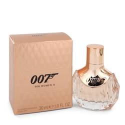 007 Women Ii Eau De Parfum Spray By James Bond