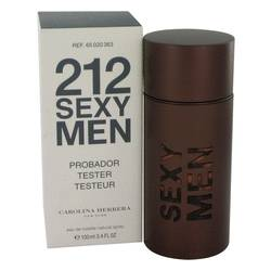 212 Sexy Eau De Toilette Spray (Tester) By Carolina Herrera