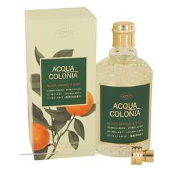 4711 Acqua Colonia Blood Orange & Basil Eau De Cologne Spray (Unisex) By 4711