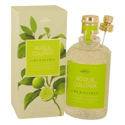 4711 Acqua Colonia Lime & Nutmeg Eau De Cologne Spray By 4711