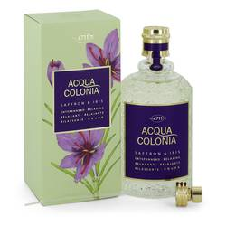 4711 Acqua Colonia Saffron & Iris Eau De Cologne Spray By 4711