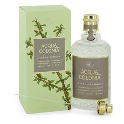 4711 Acqua Colonia Myrrh & Kumquat Eau De Cologne Spray By 4711