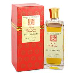 Attar Kashkha Concentrated Perfume Oil Free From Alcohol (Unisex) By Swiss Arabian