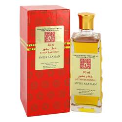Attar Bakhoor Concentrated Perfume Oil Free From Alcohol (Unisex) By Swiss Arabian