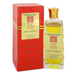 Attar Ful Concentrated Perfume Oil Free From Alcohol (Unisex) By Swiss Arabian