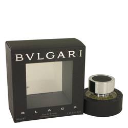 Bvlgari Black Eau De Toilette Spray (Unisex) By Bvlgari