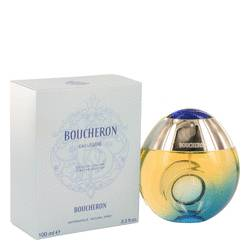Boucheron Eau Legere Perfume (Blue Bottle, Bergamote, Genet, Narcisse, Musc) By Boucheron