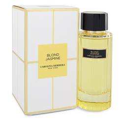 Blond Jasmine Eau De Toilette Spray (Unisex) By Carolina Herrera