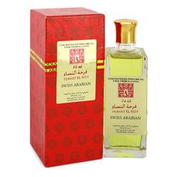 Ferhat El Nisa Concentrated Perfume Oil Free From Alcohol (Unisex) By Swiss Arabian