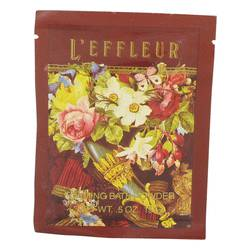 L'effleur Foaming Bath Powder By Coty